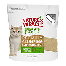 Nature's Miracle® Natural Care Clumping/Odor Control Litter