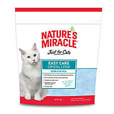 Nature's Miracle® Easy Care Odor Control Crystal Cat Litter