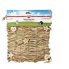 Kaytee® Natural Woven Play Mat Small Animal Toy
