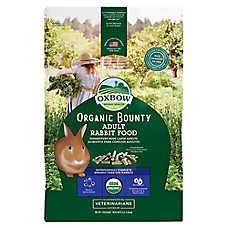 Oxbow Bene Terra Organic Rabbit Food