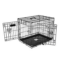 Precision Pet Products® ProValu Two-Door Dog Crate