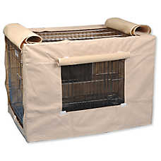 Precision Pet Products® Indoor Outdoor Pet Crate Cover