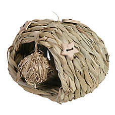 Super Pet® Natural Play 'n Chew Cubby Nest Small Animal Toy