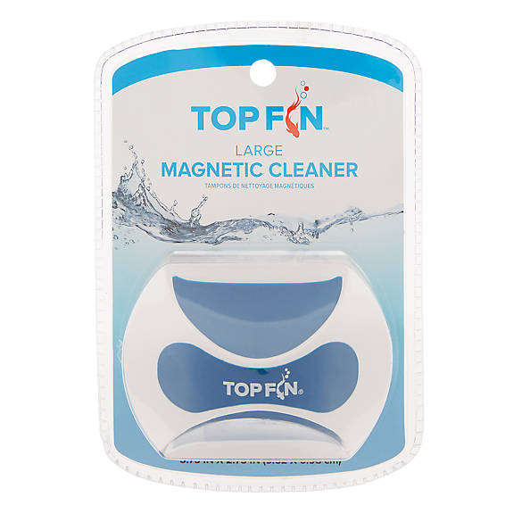 Top fin aquarium magnet cleaner fish brushes tank for Fish tank cleaning service near me
