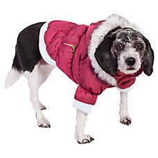 Pet Life Ski Parka Dog Coat