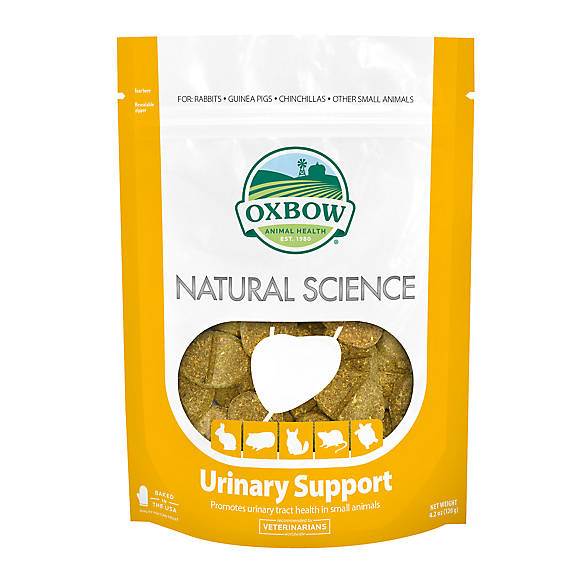 Oxbow Natural Science Urinary Support Small Animal Supplement | Tuggl