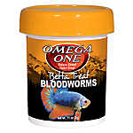 Omega™ One Freeze Dried Bloodworms Fish Treat