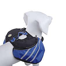 Pet Life Waterproof Everest Dog Backpack | dog Backpacks | PetSmart