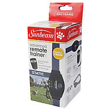Sunbeam Advanced Static Remote Dog Trainer