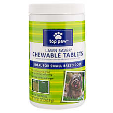 Top Paw Lawn Saver Supplements