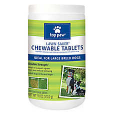 Top Paw® Lawn Saver Premium Dog Supplements