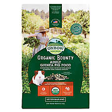 Oxbow Organic Bounty Adult Guinea Pig Food