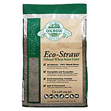 Oxbow Eco-Straw Pelleted Wheat Straw Small Animal Litter