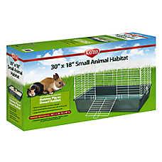KAYTEE® Guinea Pig Home Small Pet Habitat
