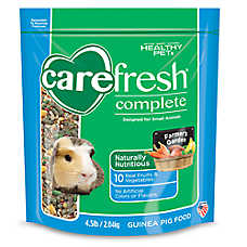 carefresh® Complete™ Menu Guinea Pig Food