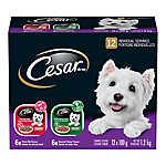 Cesar® Slices Variety Pack Dog Food