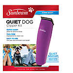 Sunbeam Quiet Dog Clipper Kit