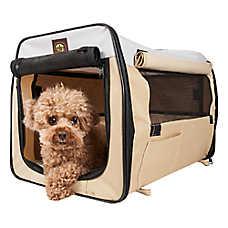 Pet Life Lightweight Dog Crate