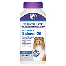 21st Century Alaska Wild Salmon Oil Dog Softgel