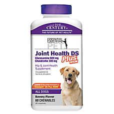 21st Century Joint Health DS Plus MSM Dog Supplements