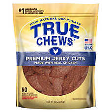 True Chews® Premium Jerky Cuts Dog Treat - Natural, Chicken