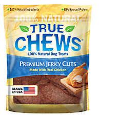 True Chews® Premium Jerky Cuts Dog Treat - Natural, Chicken