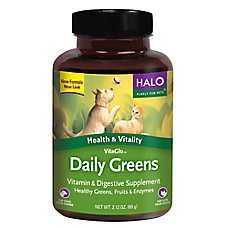 VitaGlo Daily Greens Pet Supplement