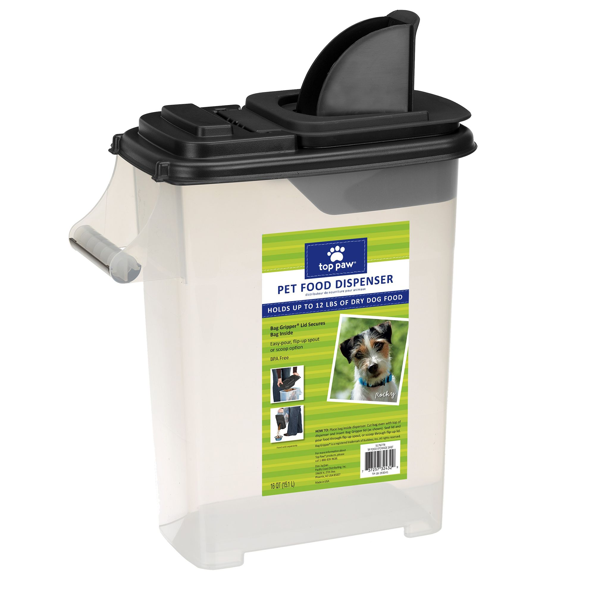 Dog Food Containers Scoops Food Treat Storage PetSmart