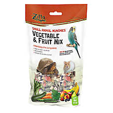 Zilla® Reptile Munchies Vegetable and Fruit Mix Reptile Food