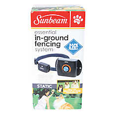 Sunbeam® Essential In-Ground Static Dog Fencing System