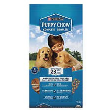 Purina® Puppy Chow Optimal Start Puppy Food