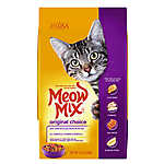 Meow Mix® Original Choice Adult Cat Food