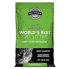 World's Best Cat Litter - Clumping Formula