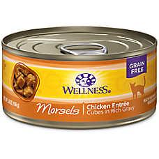 Wellness® Cubed Cat Food - Natural, Grain Free