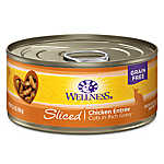 Wellness® Sliced Cat Food - Natural, Grain Free