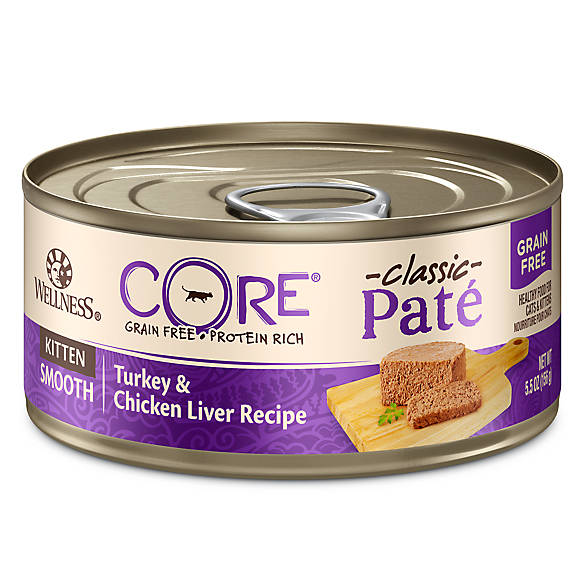 Wellness 174 Core 174 Kitten Food Natural Grain Free Cat