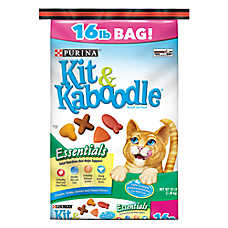 Purina® Kit & Kaboodle® Essentials Cat Food