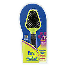FURminator® Dual Dog Brush