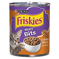 Purina® Friskies® Meaty Bits Adult Cat Food