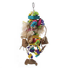 Prevue Pet Products Tough Puff Bird Toy
