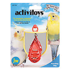 JW Pet® Insight Activitoys Bird Punching Bag