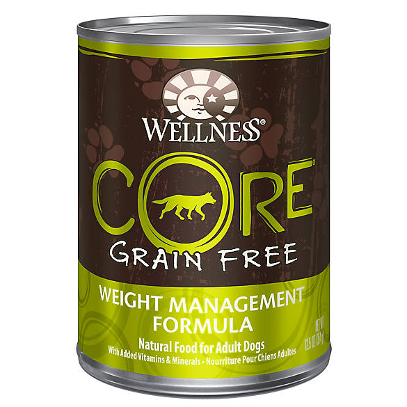 Wellness 174 Core 174 Weight Management Adult Dog Food Natural
