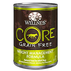 Wellness® CORE® Weight Management Adult Dog Food - Natural, Grain Free