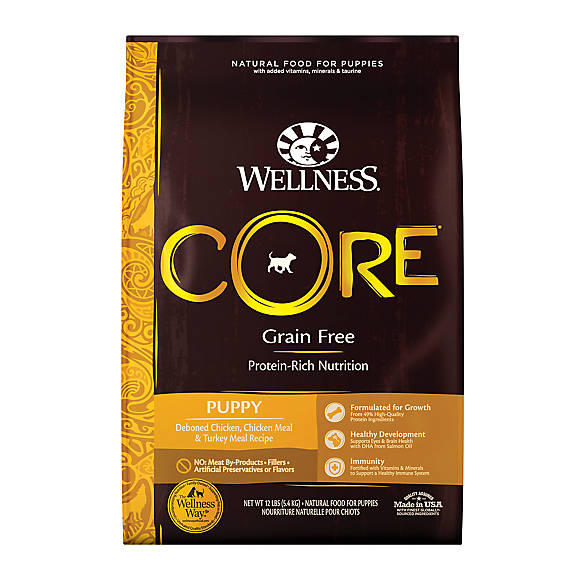 Wellness 174 Core 174 Puppy Food Natural Grain Free Dog Dry