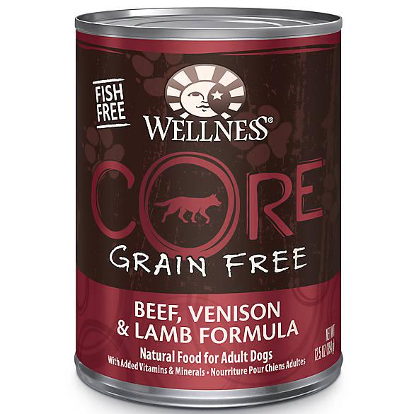 Wellness 174 Core 174 Dog Food Natural Grain Free Dog