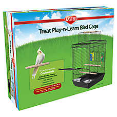 KAYTEE® Treat Play-N-Learn Cockatiel Cage