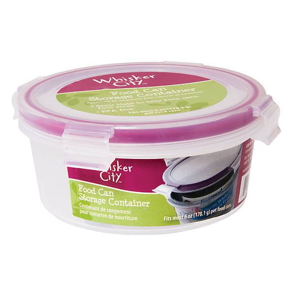 whisker city food storage container cat food water bowls petsmart. Black Bedroom Furniture Sets. Home Design Ideas