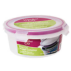 Whisker City® Food Storage Container