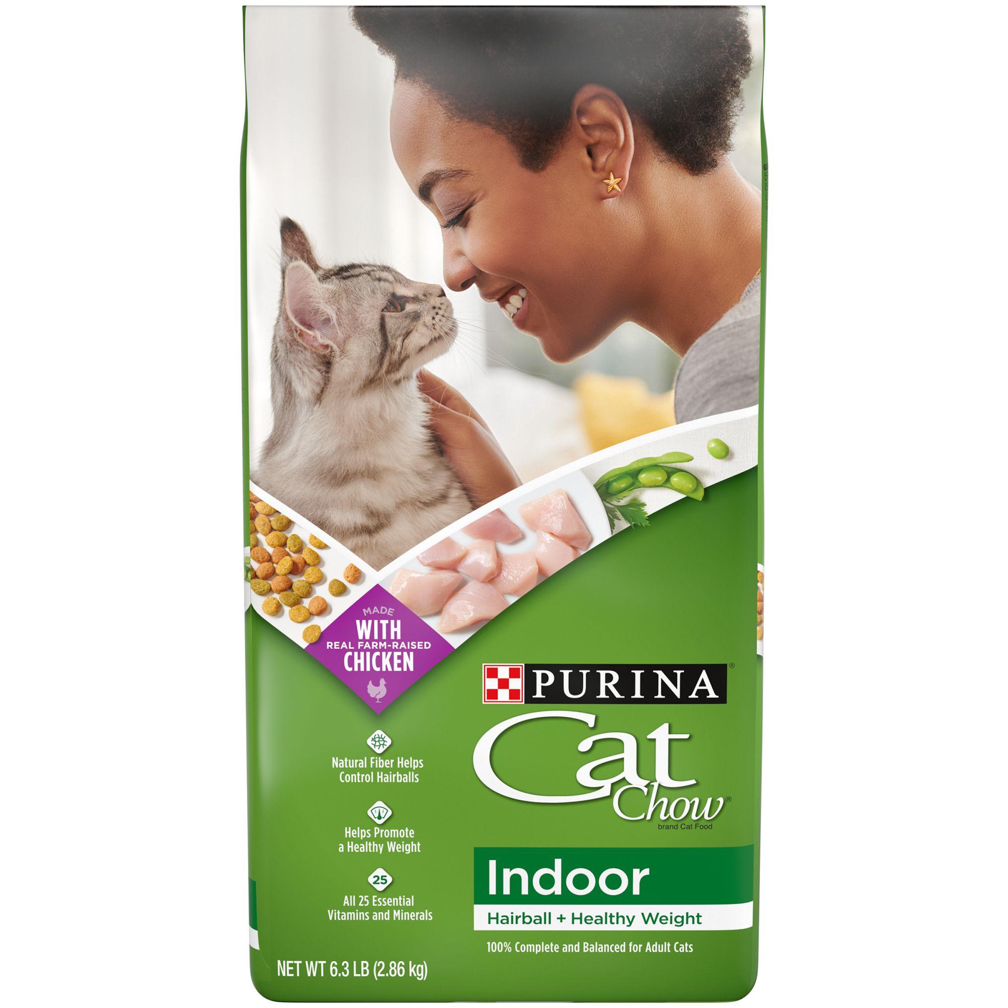 Purina Cat Chow Indoor Adult Cat Food Cat Dry Food Petsmart