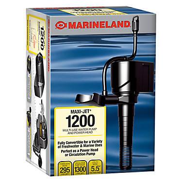 marineland maxi jet 1200 aquarium water pump and power head fish
